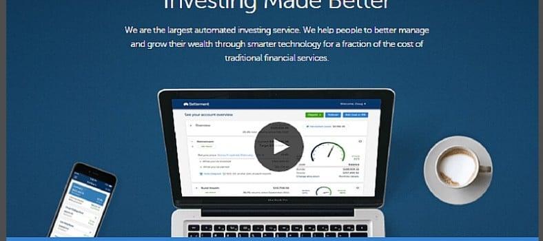 Betterment-Investing Made Better