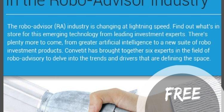 Get free report of top 11 robo-advisor trends