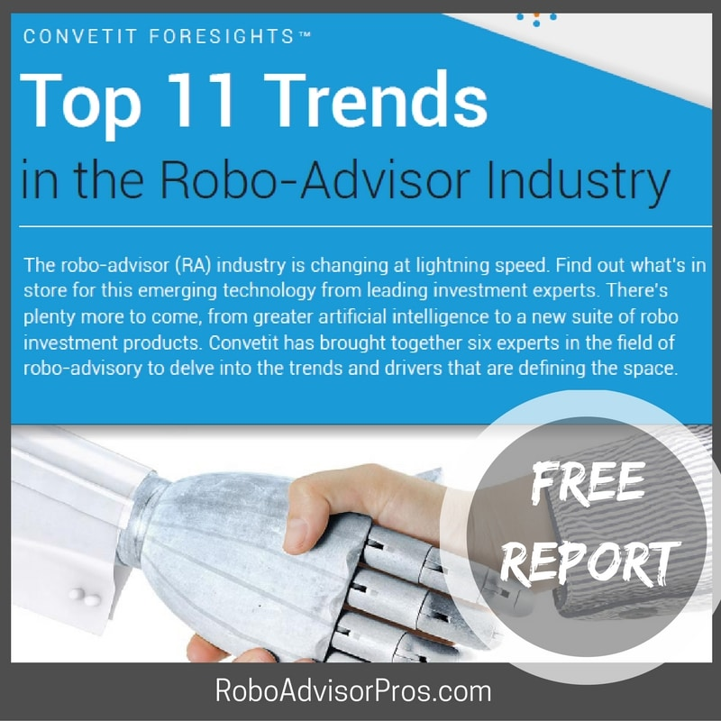 Get free report of top 11 robo-advisor trends