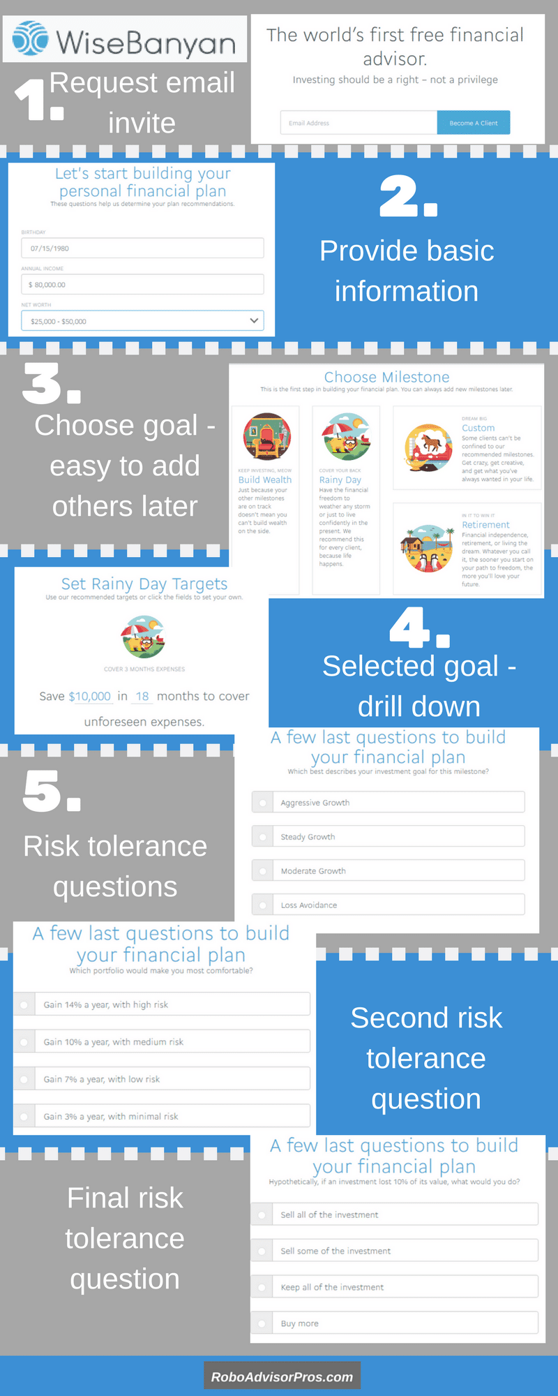 Best WiseBanyan Review - Infographic