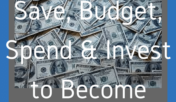 Money saving, investing & budgeting apps.