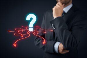 how to choose a robo advisor-question mark
