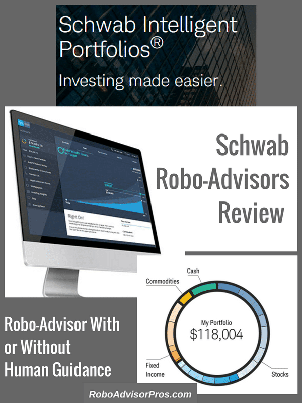 Schwab Intelligent Portfolios and Schwab Intelligent Advisory Reviews-Pros & Cons