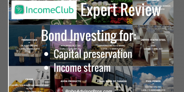 IncomeClub bond robo-advisor is better than investing in the best bond funds.