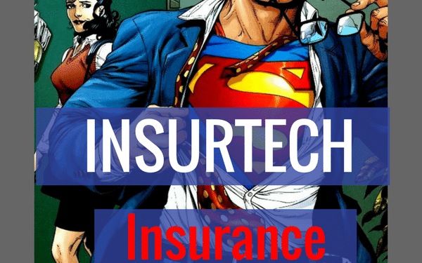 Insurtech - the new fintech innovation. Insurance in minutes, not months.