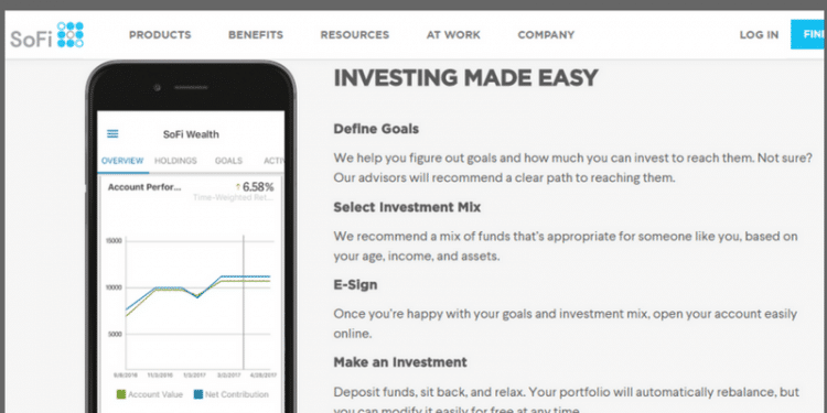 SoFi robo-advisor is great for existing SoFi customers.