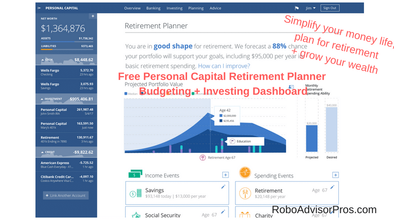 Personal Capital vs  Mint vs  Quicken Review - Which Financial App