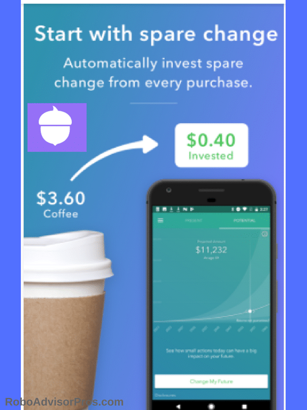 Acorns apps round-ups - find out if Acorns is worth it