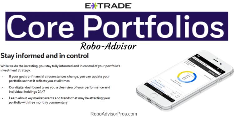 E*TRADE Core Portfolios Robo-Advisor Review