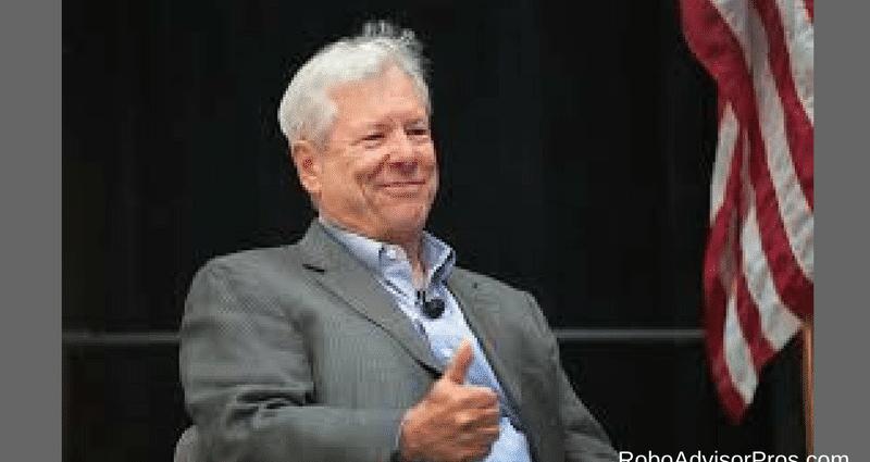 Richard Thaler, Nobel Prize winner, economist + robo-advisor influencer