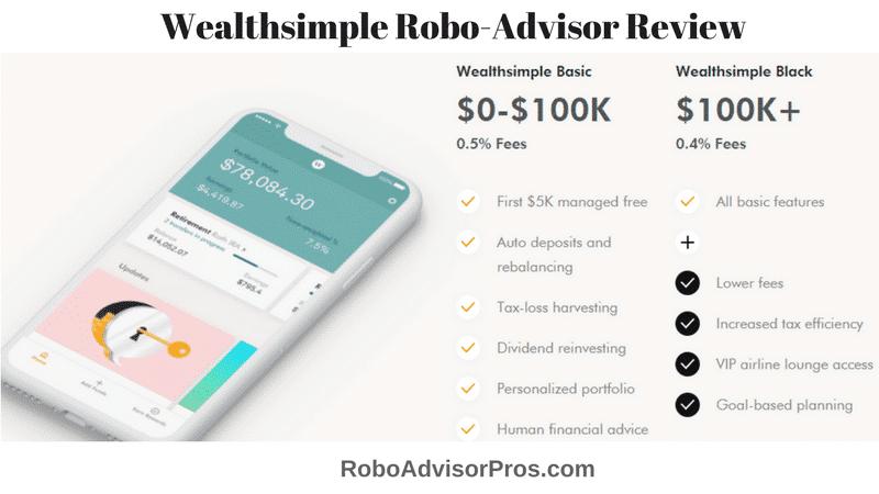 Robo-Advisor News August 2018 - Twine, qplum, Wealthfront