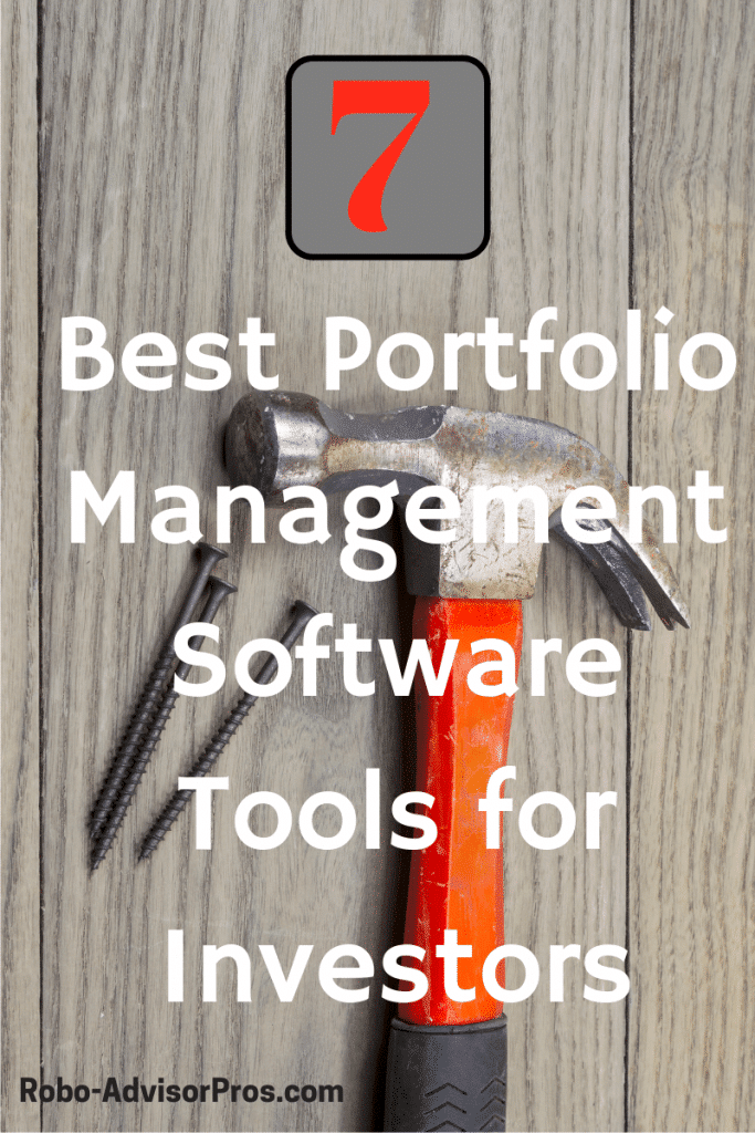 best portfolio management software tools