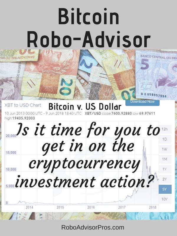 bitcoin robo advisor