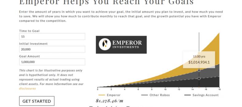 Emperor Investments robo-advisor