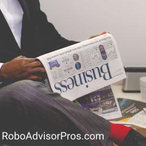 robo-advisor news for November 2018