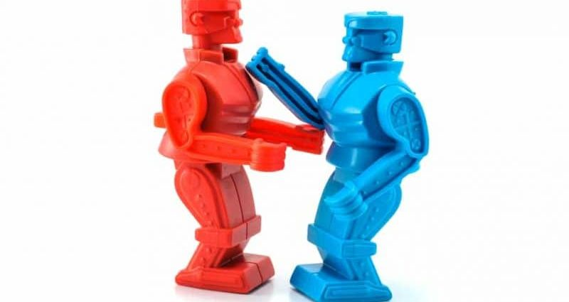 betterment vs axos invest - fighting robots