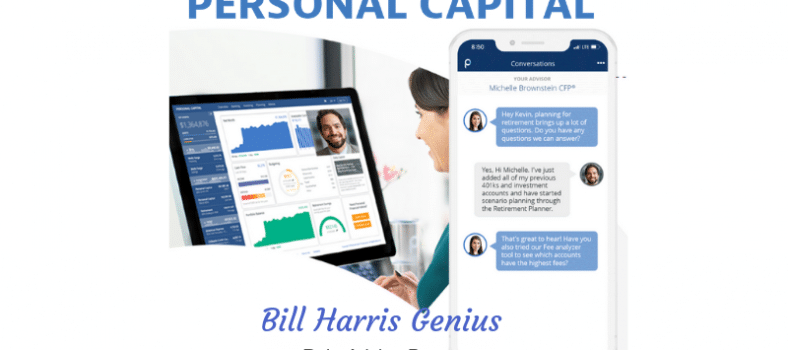 Personal Capital Bill Harris