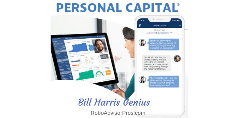 Personal Capital Bill Harris