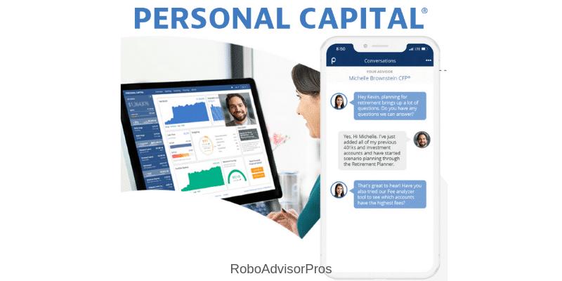 personal capital dashboard
