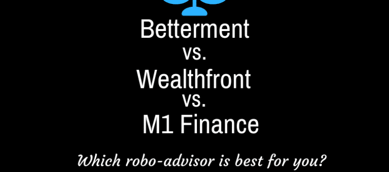 Betterment vs. Wealthfront vs. M1 Finance