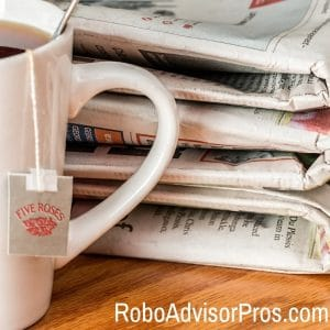 march robo advisor news