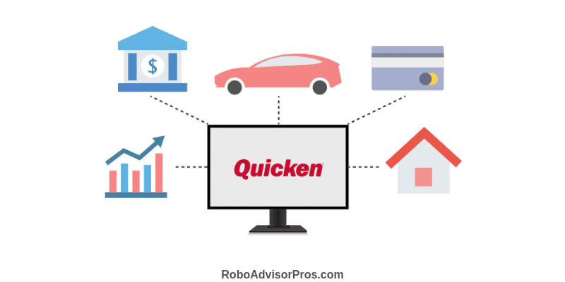 Personal Capital vs  Mint vs  Quicken Review - Which