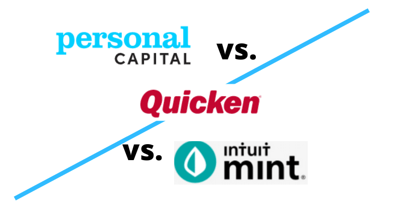 personal capital vs quicken vs mint