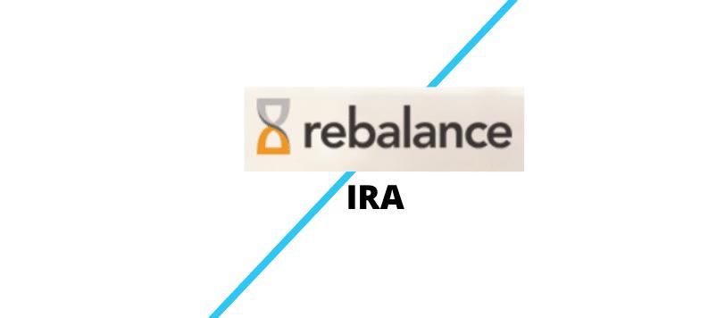 Rebalance IRA Review - logo