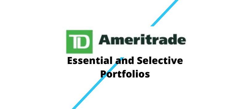 td ameritrade ellential and selective portfolios logo