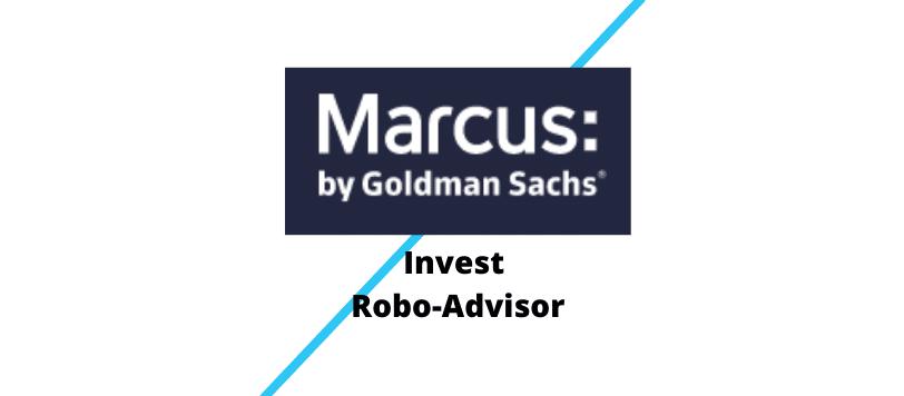 Marcus Invest Robo Advisor by Golman Sachs