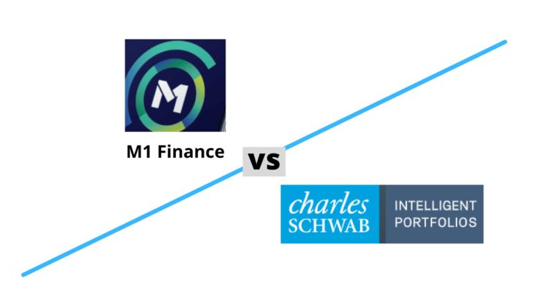 m1 finance vs schwab intelligent portfolios