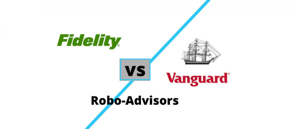 fidelity vs vanguard logos