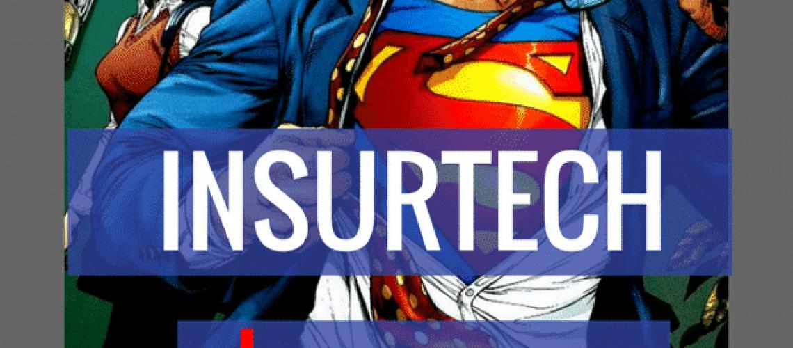 Insurtech - the new fintech innovation. Insurance in minutes, not months.