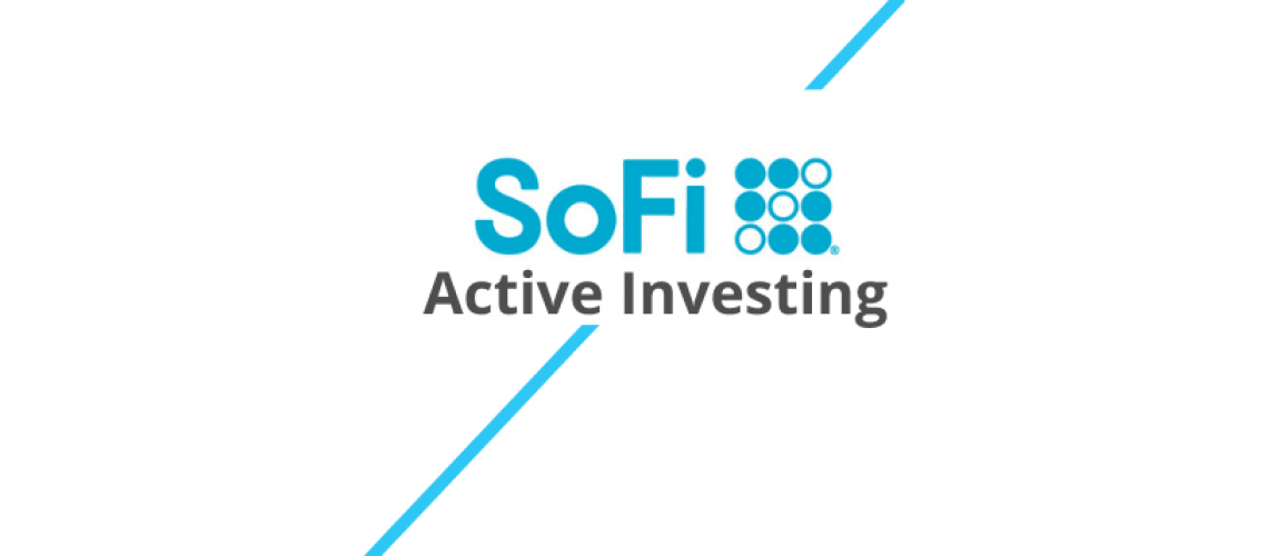 SoFi Active Investing Logo