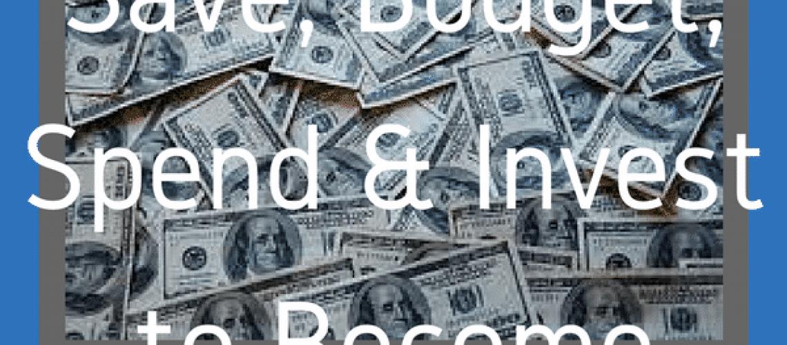Money saving, investing & budgeting apps.