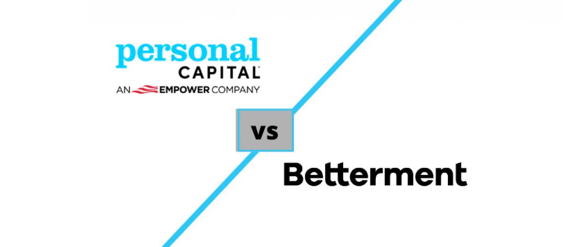 personal capital vs betterment logo