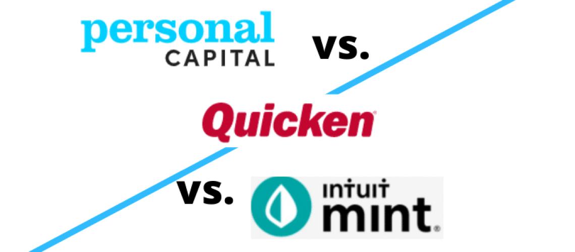 personal capital vs quicken vs mint