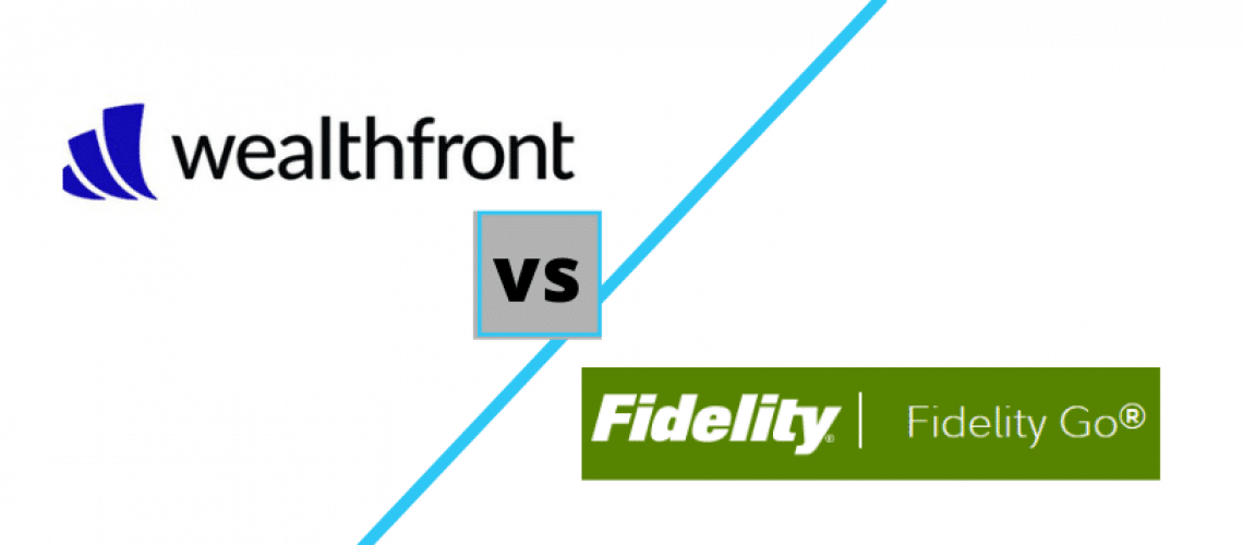 wealthfront vs fidelity go logo